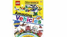 LEGO Amazing Vehicles (photo courtesy Amazon)