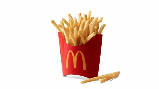 McDonald's French Fries (photo courtesy McDonald's)