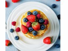 Farina Pancakes (photo courtesy Food Bank of Central & Eastern North Carolina)