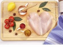 House of Raeford chicken breast (photo courtesy House of Raeford)