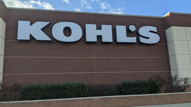 Kohl's Store Front, Cary, NC