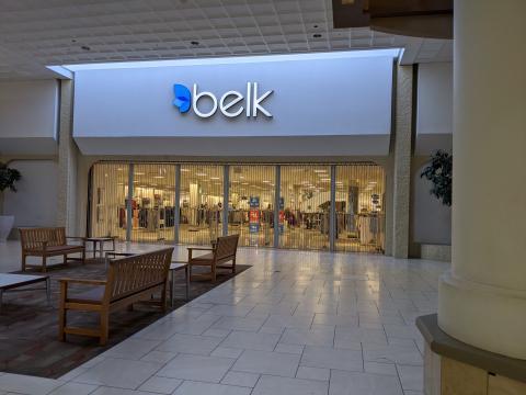 Belk, Cary Towne Center, Jan. 28, 2021