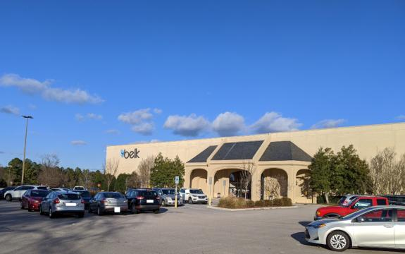Belk, Cary Towne Center, 1-28-21