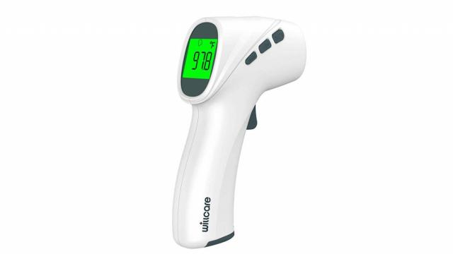 Touchless Forehead Thermometer (photo courtesy Amazon)