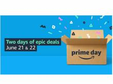 Amazon Prime Day 2021 (photo courtesy of Amazon)