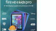 Fire HD 8 Kids Pro Tablet (photo courtesy Amazon)