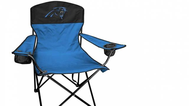 XL Lineman Tailgate and Camping Folding Chair (photo courtesy Amazon)