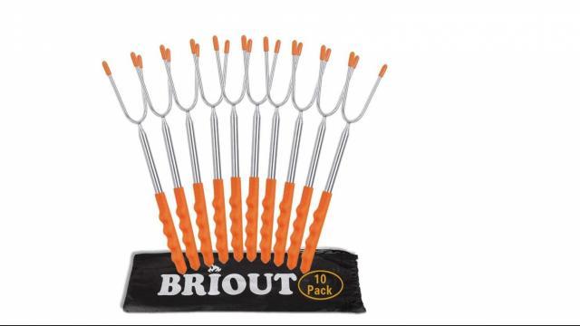 Marshmallow Roasting Sticks (photo courtesy Amazon)