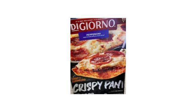 DiGiorno Pepperoni Pizza (photo courtesy USDA)
