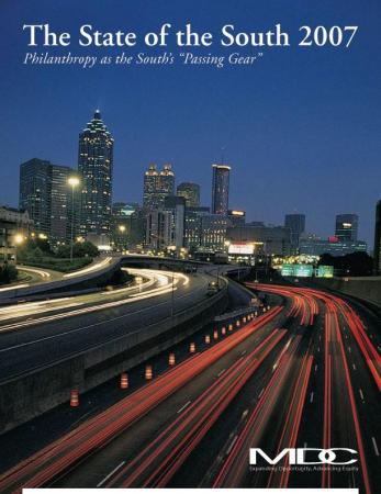 State of South 2007 Report