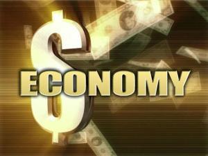 economic news graphic