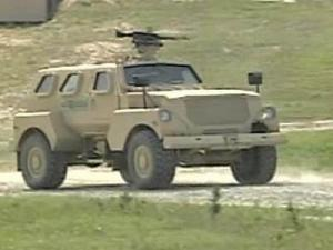 S.C. Firm Picks Person County for Armored Vehicle Plant