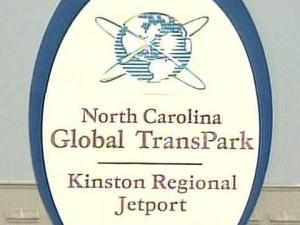 CEO Chris Garville is moving Commerce Overseas Corporation's headquarters from California to Kinston. The Global TransPark seemed to be a perfect fit for a company that makes military aviation parts.