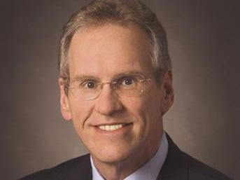 Bill Johnson, new chairman and chief executive officer at progress Energy.