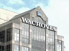 Wachovia reportedly in talks with Citigroup as shares plummet