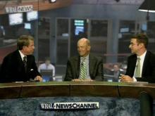 Wall Street meltdown: RBC Centura CEO, broker discuss its effects