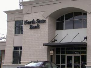 Smaller banks like Raleigh-based North State Bank have avoided many of the problems that have brought down large Wall Street institutions.