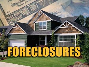 Foreclosure rate improves