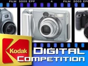 Kodak faces increasing digital competition.