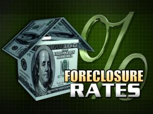 Foreclosures surge
