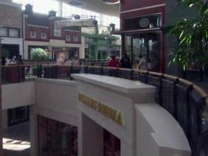 Streets of Southpoint mall