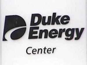 Duke Energy sign