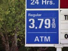 Rising gas prices squeezing pocketbooks