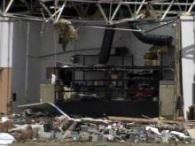 Jobless benefits offered for tornado-ravaged businesses