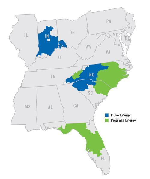Duke Progress Energy Shareholders Overwhelmingly Approve Merger