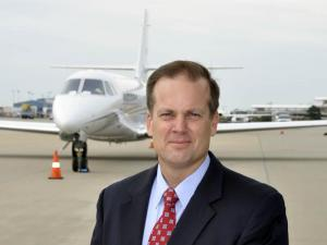 Michael Landguth headed the Chattanooga Airport in Tennessee before being selected as director of Raleigh-Durham International Airport in October 2011.