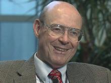 John Brantley, retired director of Raleigh-Durham International Airport