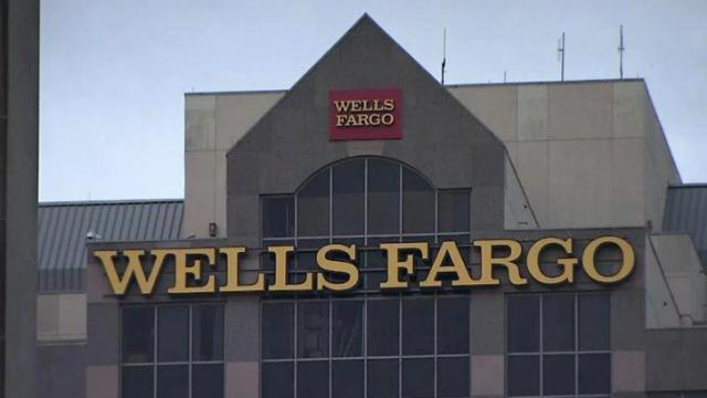 A technical issue caused Wells Fargo to double-bill some customers who made car payments to the bank on Monday, a company representative said Tuesday.