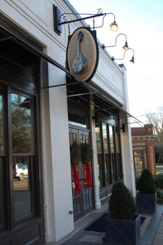 A look at Mandolin, 2519 Fairview Road in Raleigh.