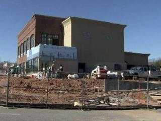 The world's first two-story Chick-fil-A is expected to open in Raleigh's Cameron Village shopping center in March 2012.