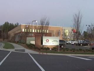 WakeMed opened an outpost Friday, Jan. 6, 2012,  in the Brier Creek area of Raleigh.