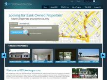 Site helps banks market foreclosed properties