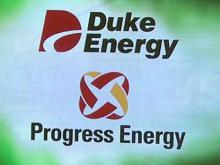 Duke Energy Progress Energy logos