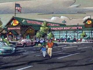 Outdoor retailer Bass Pro Shops plans open a 105,000-square foot store on Harrison Avenue in Cary by early 2014, creating 250 to 300 jobs.