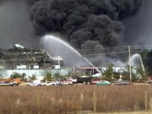 Texas blast reminiscent of 2003 Kinston explosion