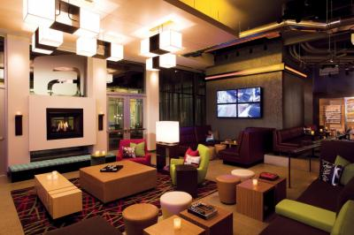 Aloft hotel at ATC