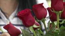 IMAGE: Raleigh florist delaying Valentine's deliveries to keep drivers safe