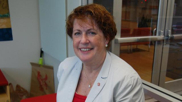 N.C. State Vice Chancellor Terri Lomax