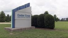 Cedar Creek Business Center near Fayetteville