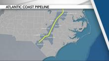 IMAGES: Dominion pipeline would pass through eight NC counties