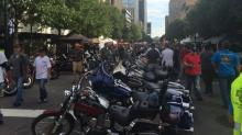 IMAGE: Downtown businesses welcome Bikefest crowds