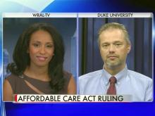 Duke prof: Affordable Care Act here to stay