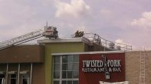 Fire at Twisted Fork