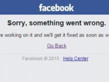 Facebook, the go-to website and app for millions, went offline Monday afternoon at about 3 p.m. EST.