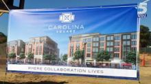 IMAGES: Multi-use development designed as Chapel Hill's new city center