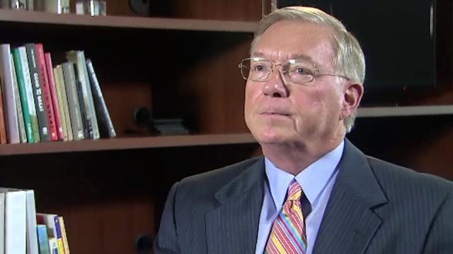 Blue Cross Blue Shield of North Carolina CEO Brad Wilson